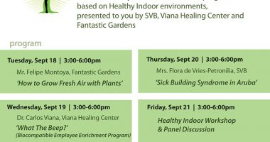 healthy indoor workshop