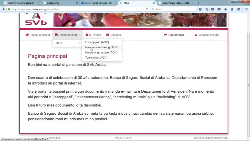 Habri documento