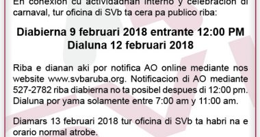 SVb Cera 9 12 feb 2018
