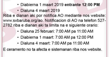 SVb Cera Carnaval 2019